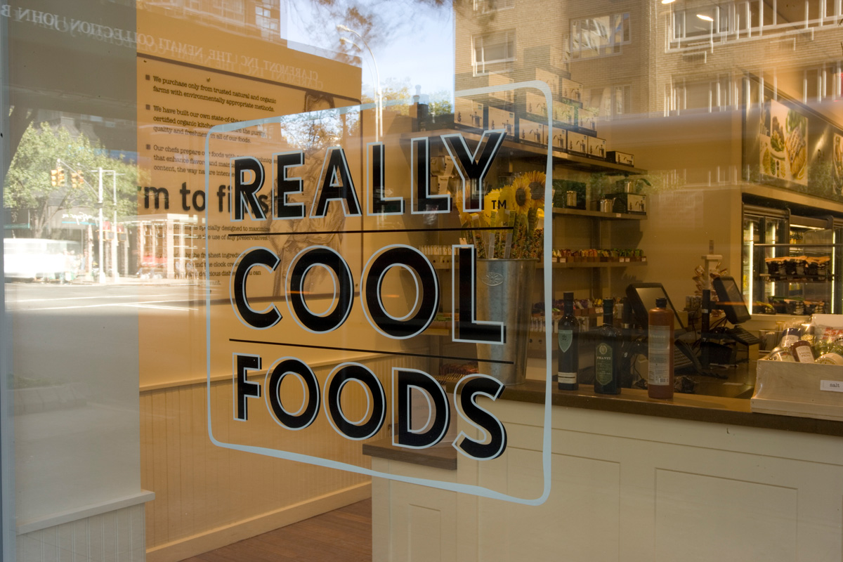 Really Cool Foods